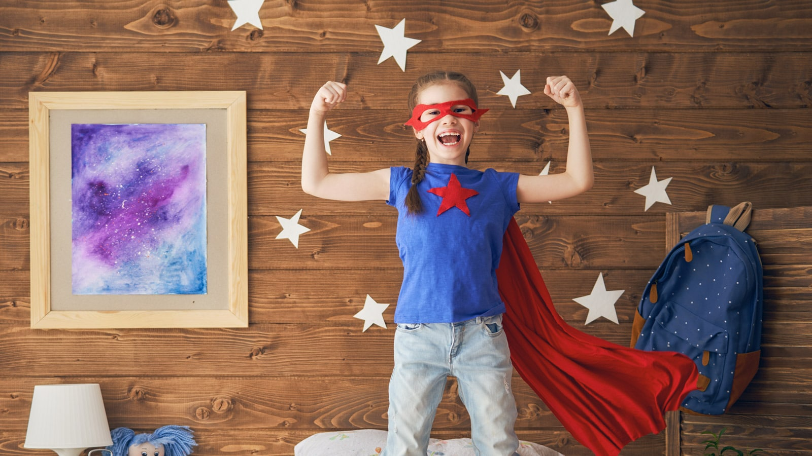 Juegos de relajación para educar niños emocionalmente fuertes